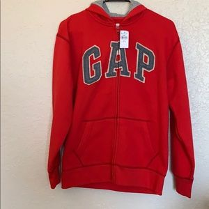 Gap Zipped Hoodie Kids XXL 14-16, women's small